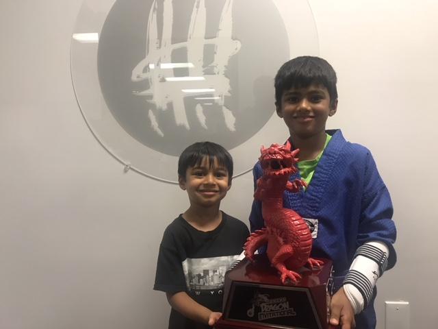 2018 Dragon Invitational